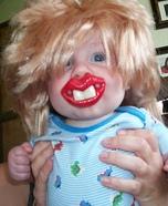 Joe Dirt Baby Costume DIY