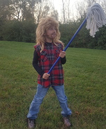 DIY Joe Dirt Costume