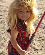 Toddler Joe Dirt Costume