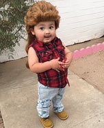 Joe Dirt Baby Costume