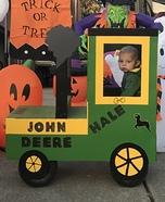 John Deere Farmer Homemade Costume