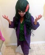 Joker Jokest Homemade Costume