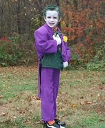 Joker Homemade Costume