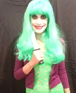 Creative DIY Costume Ideas for Women - The Joker Costume Idea for Women