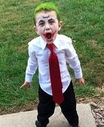 Boy's Suicide Squad Joker Costume