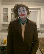 Joker ain't Jokin Homemade Costume