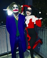 Joker and Harley Costume