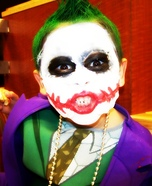 Joker from The Dark Knight Homemade Costume