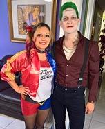Joker & Harley Quinn Homemade Costume