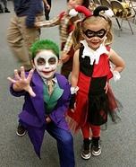 Joker & Harley Quinn Costumes