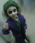 Joker The Dark Knight Costume