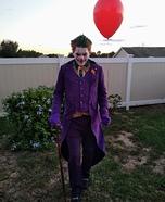 Jokerwise Homemade Costume