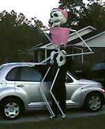 Jolly Roger Homemade Costume