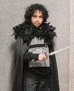 Jon Snow Homemade Costume