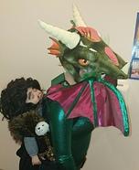 Jon Snow, Dragonrider Homemade Costume