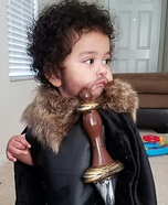 Jon Snow from Game of Thrones Homemade Costume