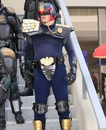 Judge Dredd 95 Homemade Costume