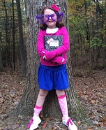Junie B Jones Homemade Costume