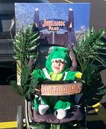 Jurassic Park Baby Homemade Costume