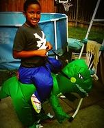 Jurassic Rider Costume