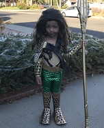 Justice League Aquaman Homemade Costume