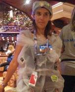 Kansas Tornado Homemade Costume