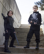 Mockingjay Katniss and Gale Costume