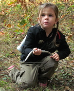 Katniss Everdeen Costume for Girls