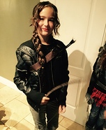 Girl's Katniss Everdeen Costume