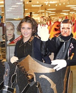 Katniss Everdeen The Girl On Fire Homemade Costume