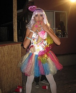 Homemade Katy Perry Costumes