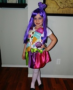 Katy Perry Homemade Costume