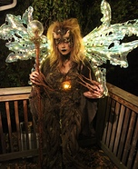 Keeper of the Forest Homemade Costume