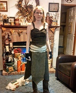 Khaleesi from Game of Thrones Homemade Costume
