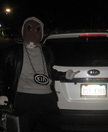 KIA Hampster Costume