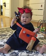Kiki's Delivery Service Homemade Costume