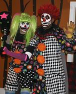 Killer Clowns Costume