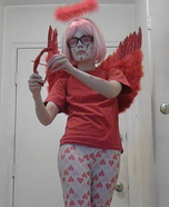 Killer Cupid Homemade Costume
