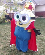 King Bob the Minion Homemade Costume