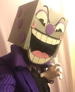 King Dice Homemade Costume