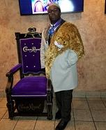 King Jaffe Joffer Homemade Costume