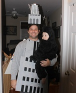 King Kong Family Homemade Costume