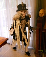 King of the Ghouls Homemade Costume
