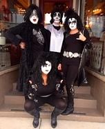Kiss Homemade Costume