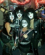 KISS Costume Idea for Groups