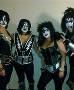 KISS Chicks Costume