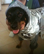 K-9 Knight Dog Costume