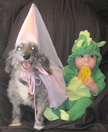 Knight, Princess and Dragon Costumes
