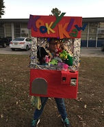 Kooky Klaw Homemade Costume
