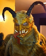 Krampus DIY Costume